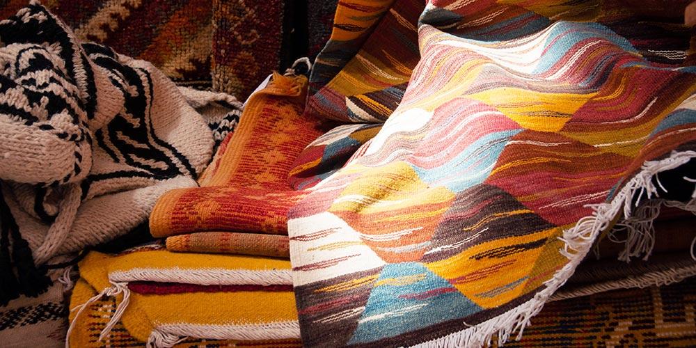 Catalogue de tapis berbères