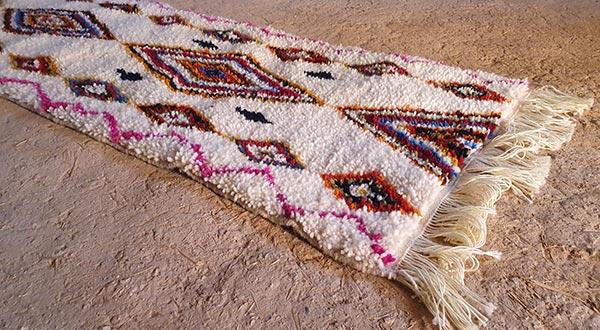 Berberteppich Azilal-Stil