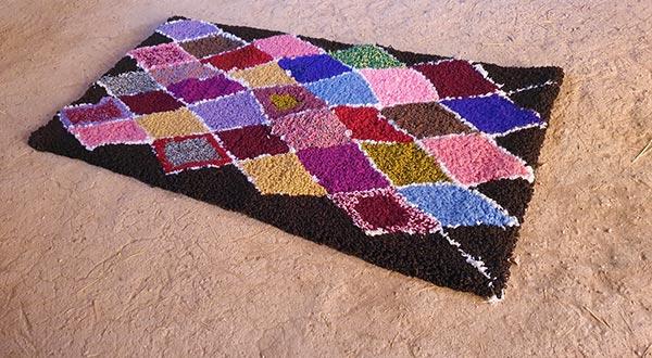 Berberteppich Harlekin