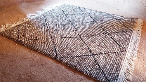 Berber carpet Dar Arbalou